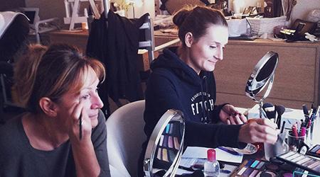 Coaching maquillage près de Wavre, Bruxelles, Namur