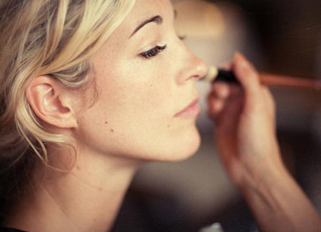 Maquillage de mariée Wavre