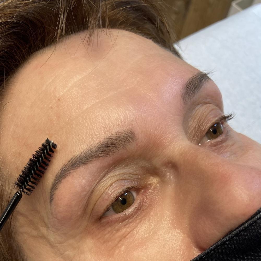 Dermopigmentation (maquillage semi-permanent Wavre