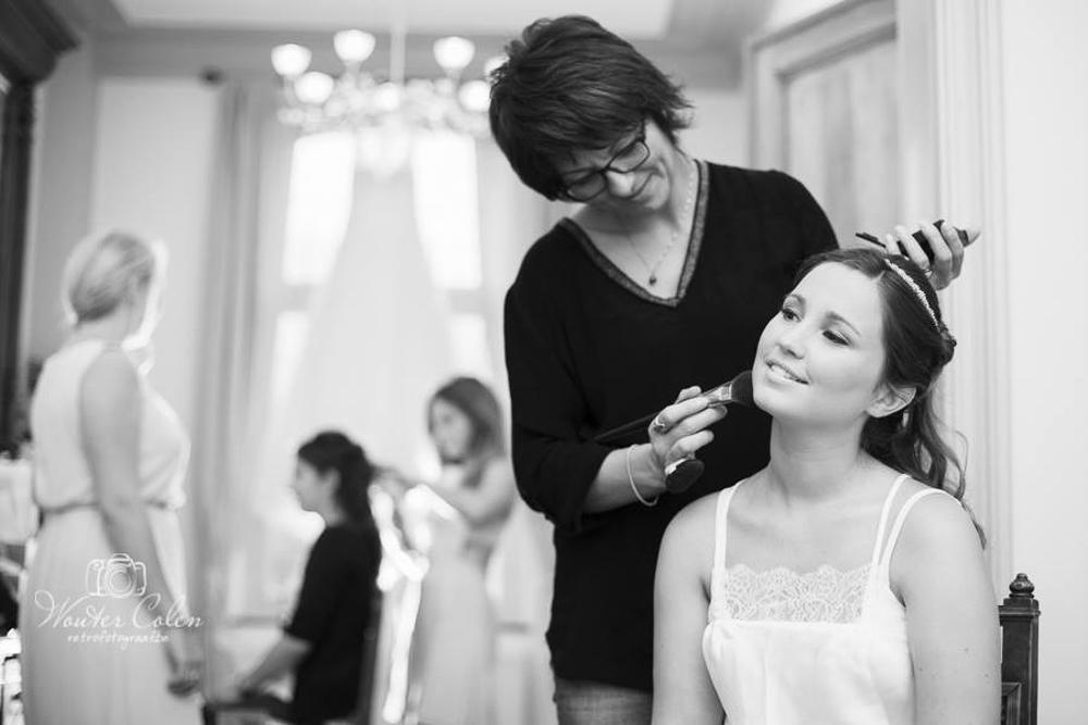 Maquillage mariage Wavre